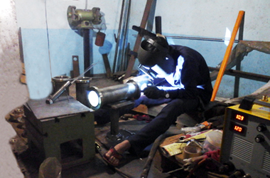 Fabrication Assembly Team